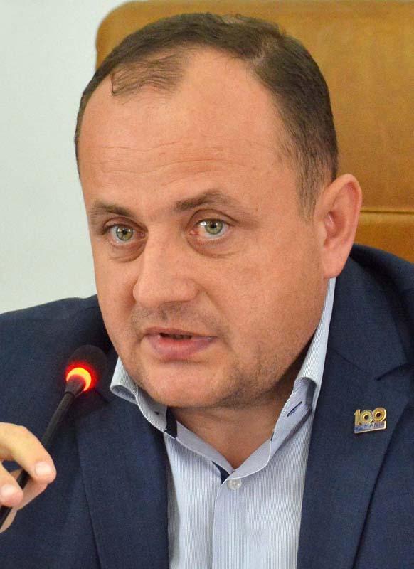 Vicepreşedintele Consiliului Judeţean, Traian Bodea