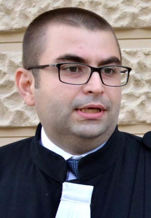 Bogdan Bodea, avocatul Episcopiei Ortodoxe a Oradiei