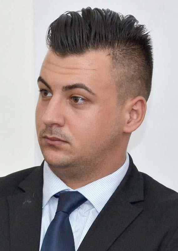 Bogdan Hodişan, inspector APIA Bihor