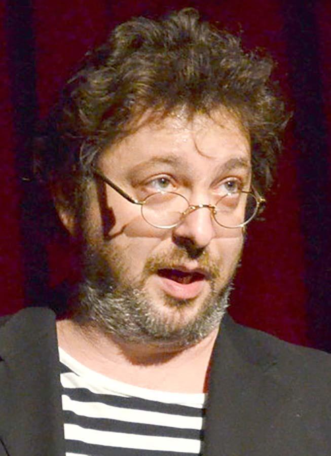 Șerban Borda actor