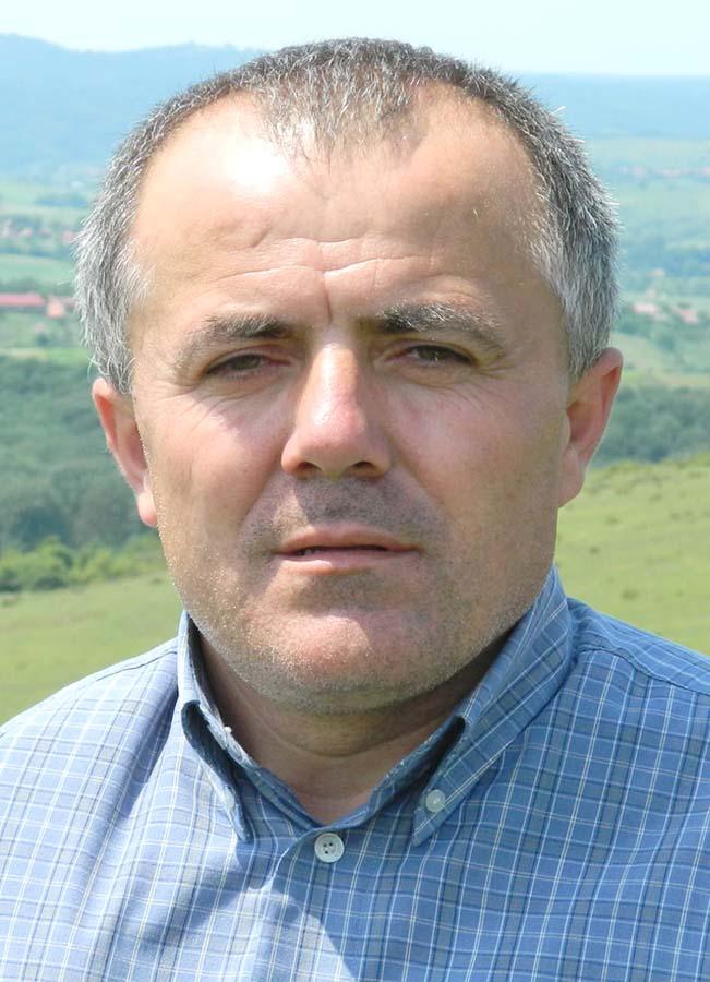 Vasile Cociuba, primar Vârciorog
