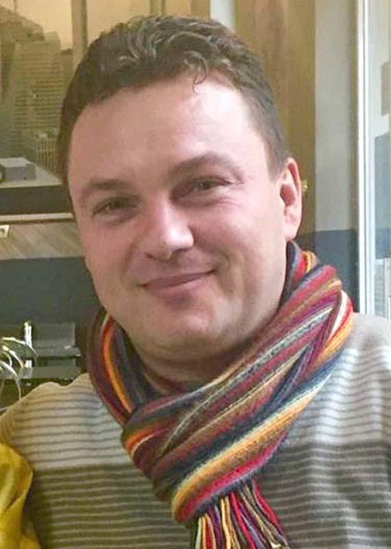 Florin Creţ, managerul Spitalului Orăşenesc Aleşd