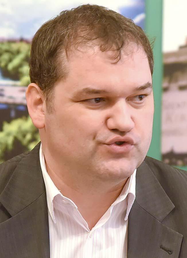 Cseke Attila, ministru interimar al Sănătății