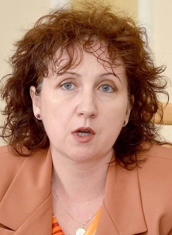 directorul Spitalului Clinic Judeţean de Urgenţă din Oradea, Lucia Daina