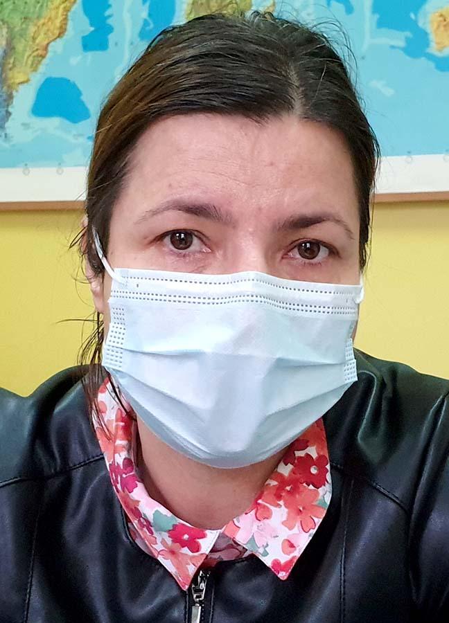 dr. Diana Racz, specialist în sănătate publică