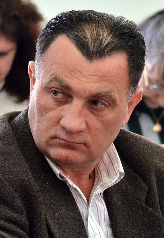 Dorel Dume, fost șef ABA Crișuri Oradea