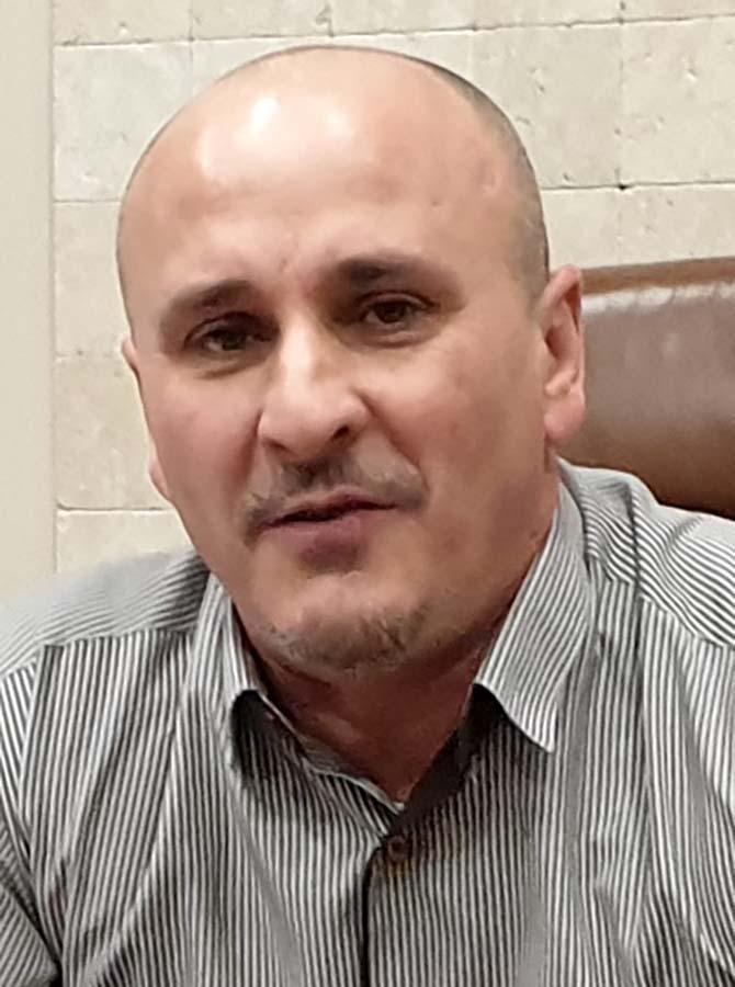 Dumitru Țiplea, prefect de Bihor