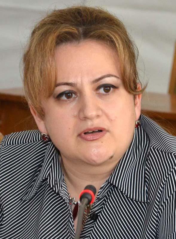 șefa Direcției Juridice din Primăria Oradea, Eugenia Borbei