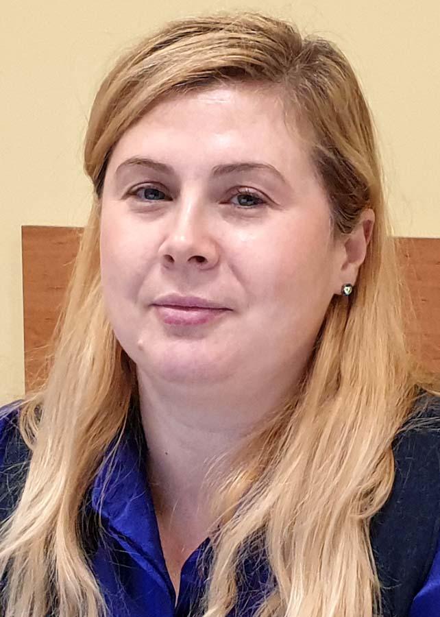 Ligia Oala, directorul Cancelariei Prefectului de Bihor