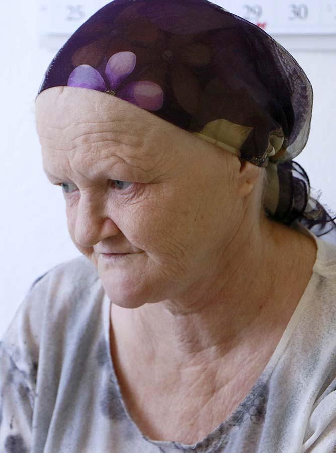 Maria Drăghici, pacientă dr Pantea