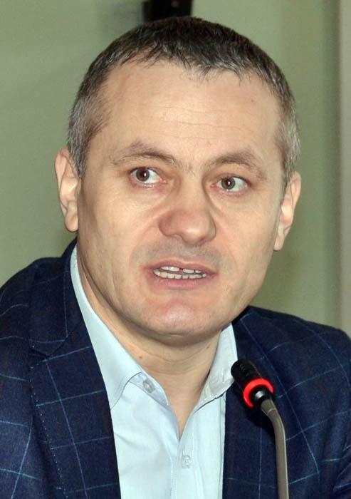 Mircea Mălan, viceprimarul Oradiei
