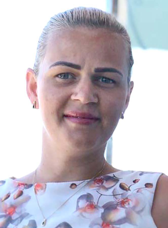 Oana Marcela Ţîşcă, mama lui Ştefan