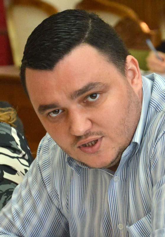 Liviu Sabău Popa, șeful consilierulor PSD Oradea