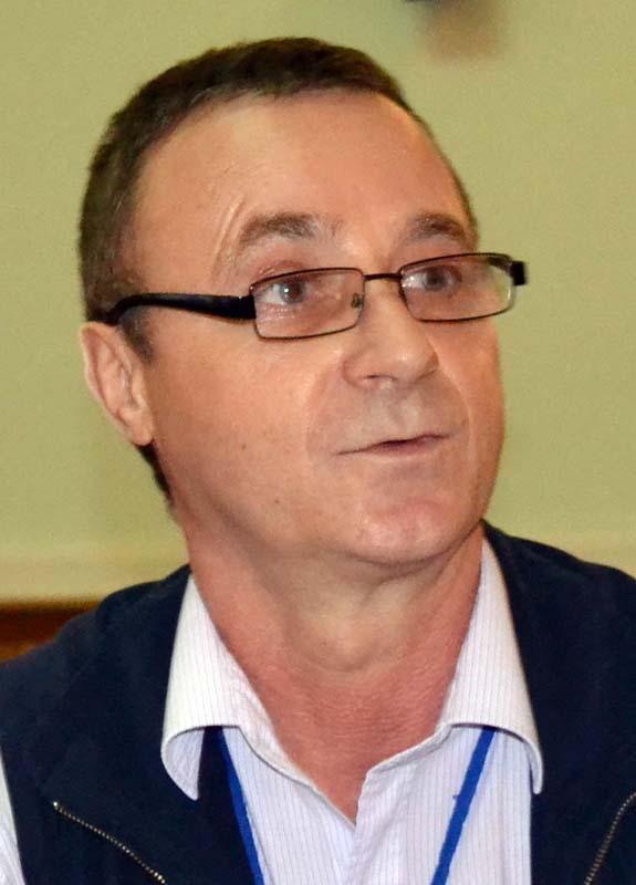 Ionuț Șimon, șeful Serviciului Parcări Oradea