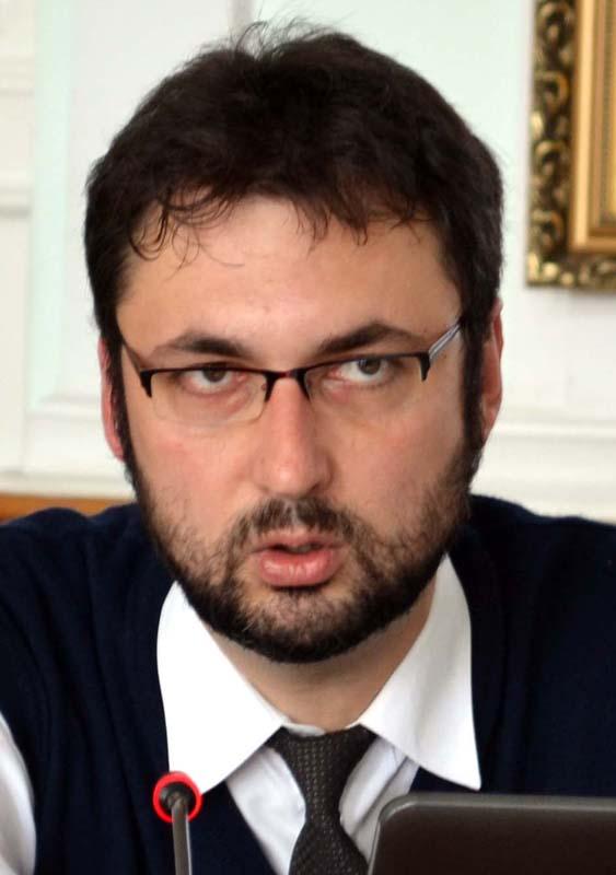 Adrian Simon, purtător de cuvânt CJ Bihor