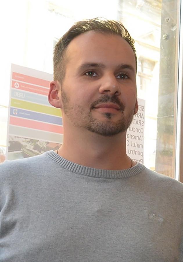 Daniel Bocuț, arhitect Oradea