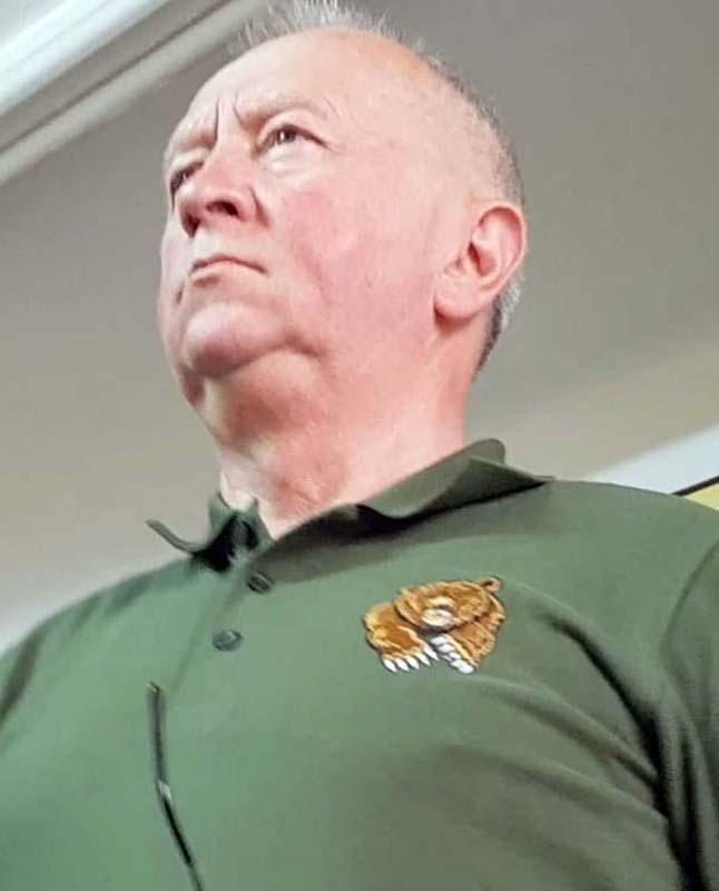Cornel Hulea, şeful Ocolului Silvic Oradea