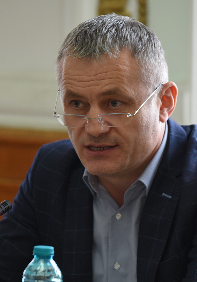 viceprimarul Mircea Mălan