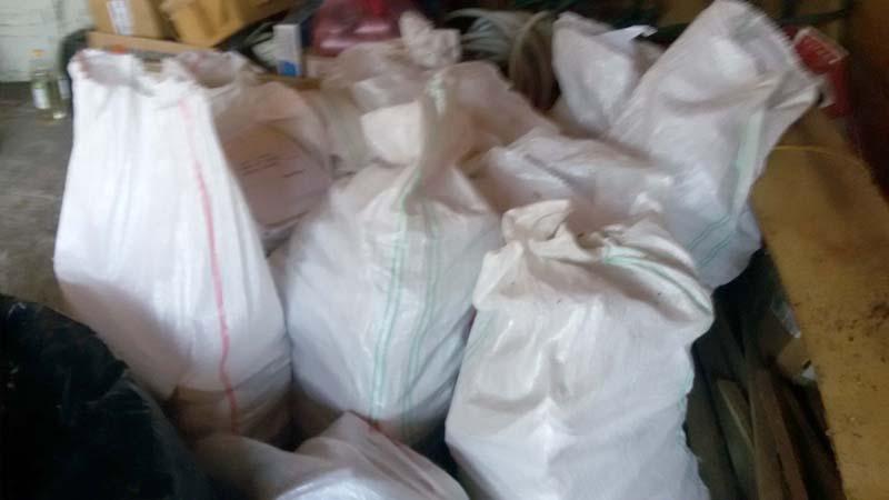 saci cu documente ale Poliției Rutiere Bihor