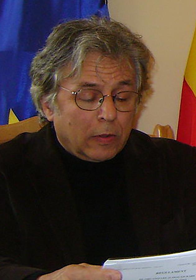 Valentin Zisu (foto), un specialist orădean care a predat arhitectură în Munchen