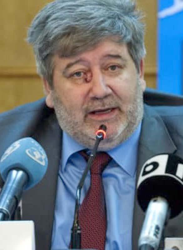 şeful Inspecției Judiciare, Lucian Netejoru