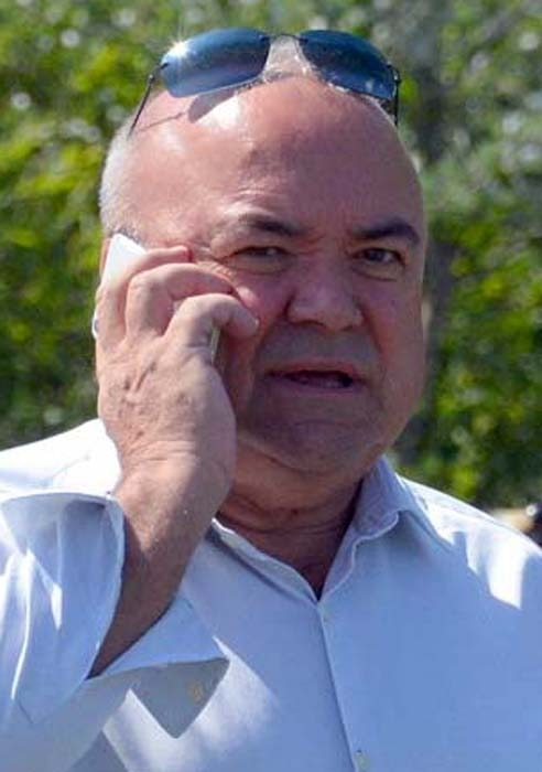 Iosif Pazurik, patronul grupului Nutrientul
