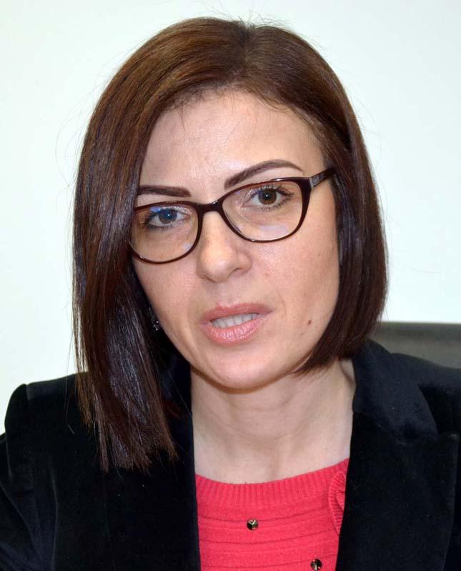 Alina Silaghi, directoarea Agenţiei de Dezvoltare Locală Oradea.