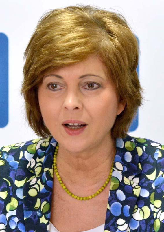 Florica Cherecheș, deputat PNL