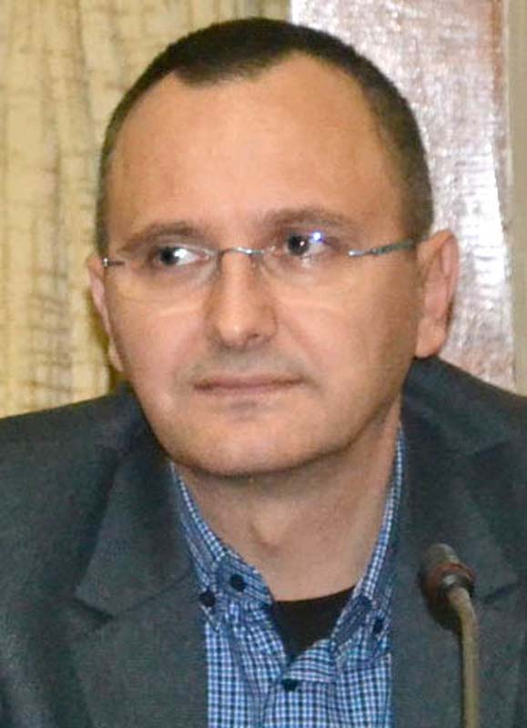 Orlando Balaș, ecologist