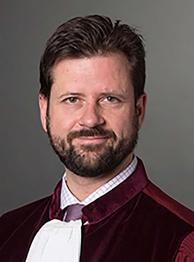 Michael Bobek, avocatul general al Curții de Justiţie a Uniunii Europene