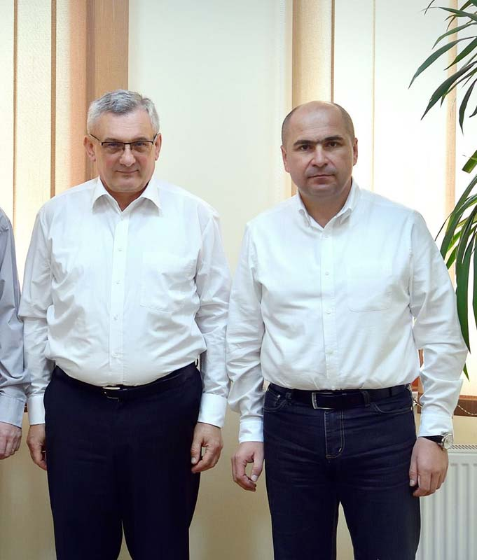 primarul de Aleșd, Ioan Todoca, primarul de Oradea, Ilie Bolojan