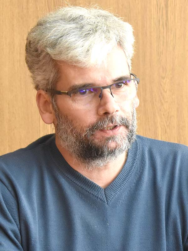 şeful UPU-SMURD Bihor, dr. Hadrian Borcea