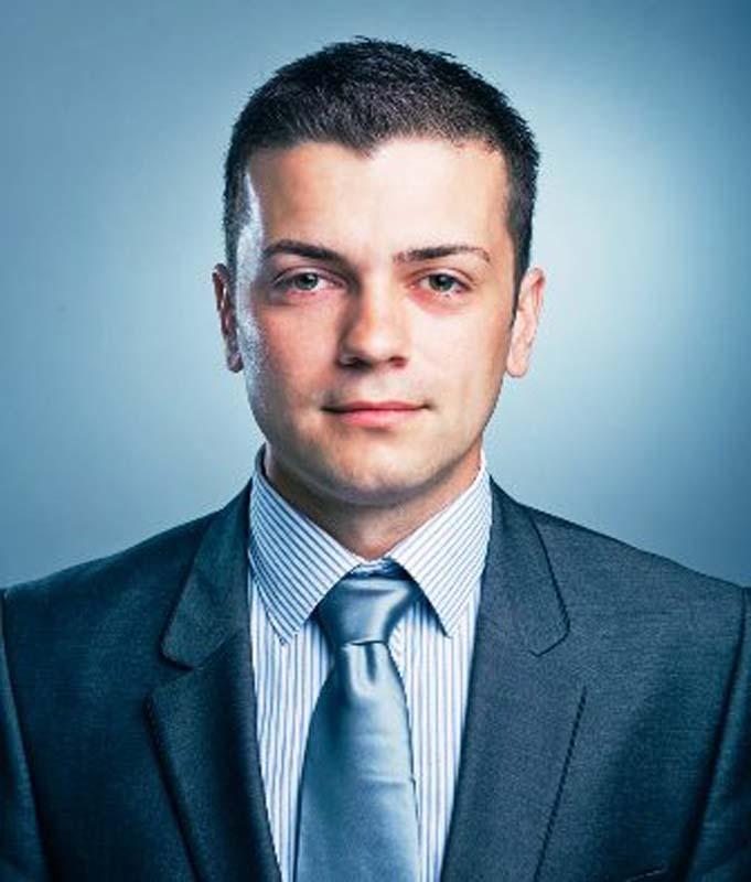 viceprimarul liberal al oraşului Ştei, Marius Cioară