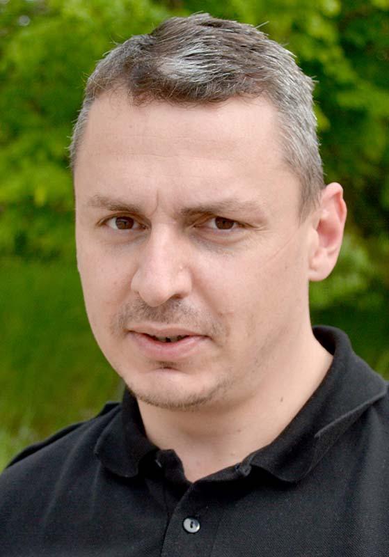 Eugen Cohuţ, poliţist local Oradea