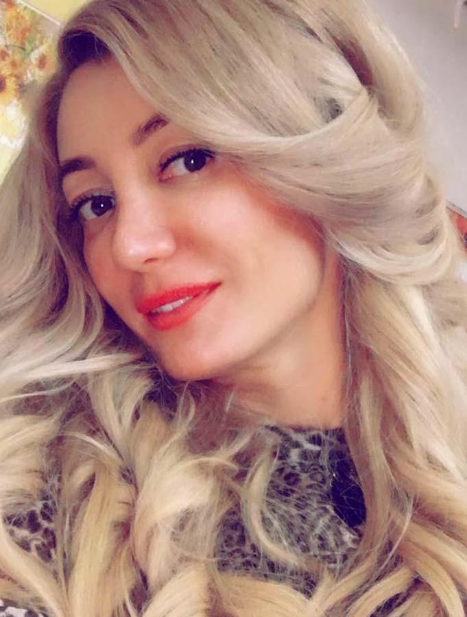 Diana Froicu, judecătoare Oradea