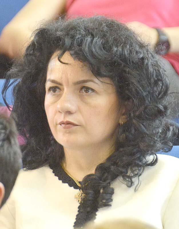 Camelia Dindelegan, psiholog Universitatea din Oradea