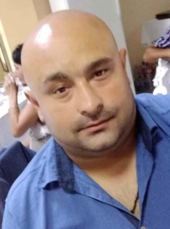 Farkas Lóránd, escroc Salonta