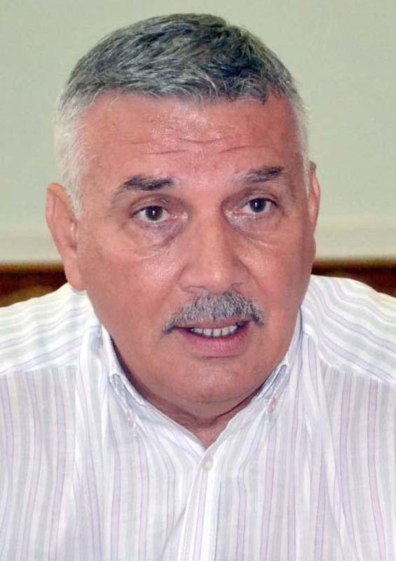 Ioan Horvath (foto), preşedintele Asociaţiei de Proprietari Şelimbărului 1 Oradea