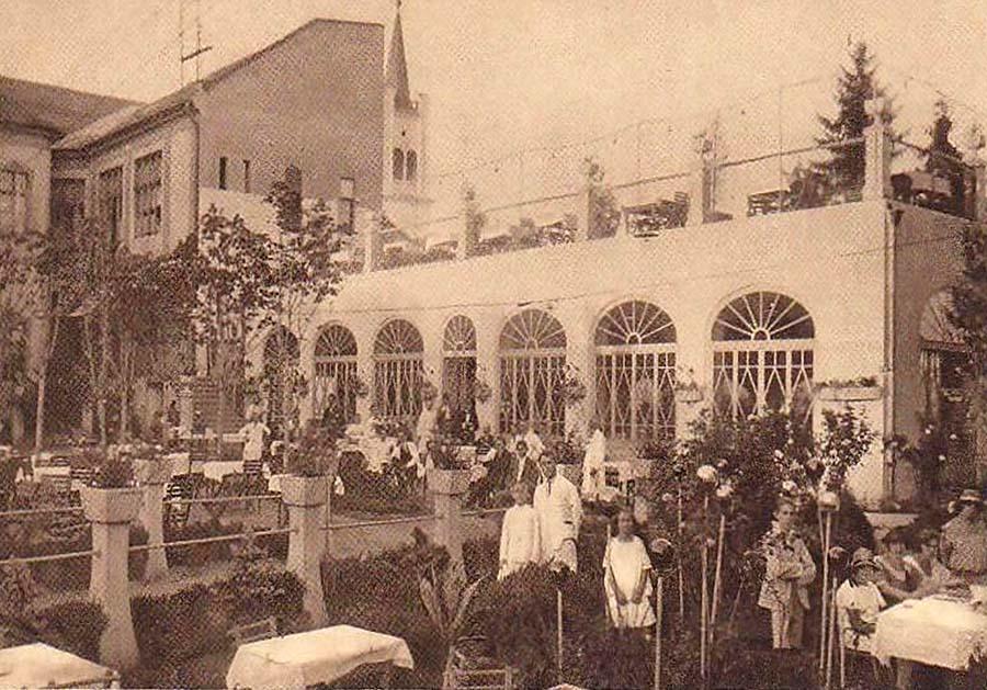 cafeneaua Lido, Oradea