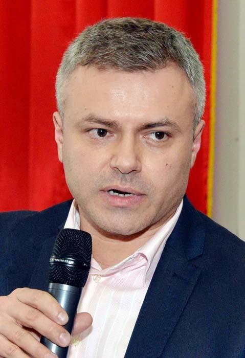Lucian Popa, şeful Direcţiei Patrimoniului Imobiliar din Primăria Oradea