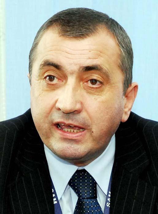 Gheorghe Pasc, managerul Aeroportului din Oradea