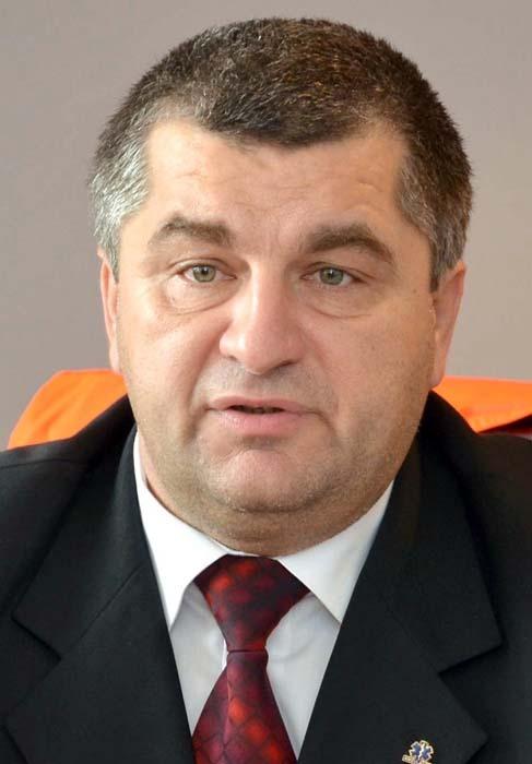 Gheorghe Pintea, manager Serviciul Județean de Ambulanță