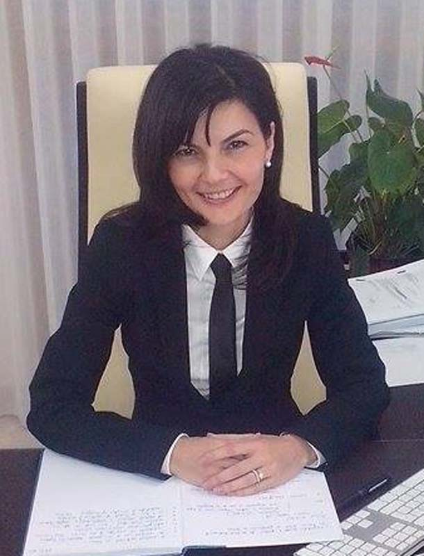 Irina Poinar, avocat Oradea