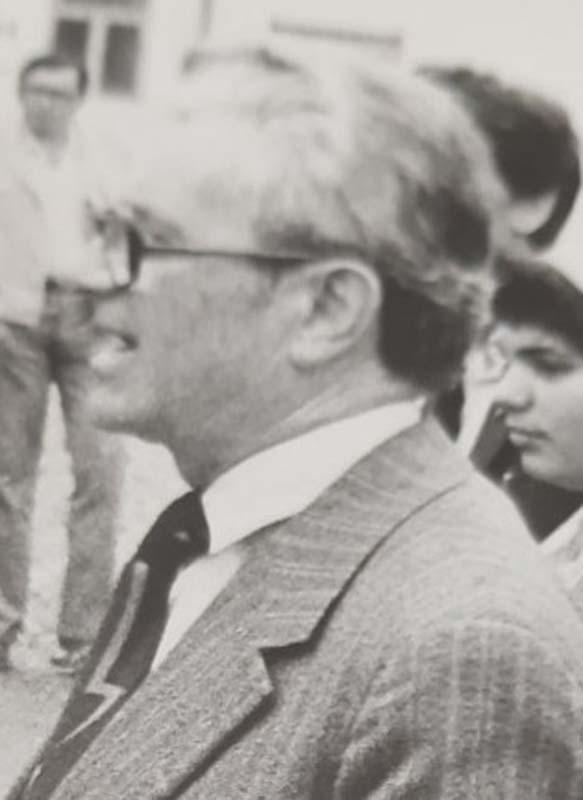 Ioan Todoca, tatăl primarului Ioan Todoca din Aleșd