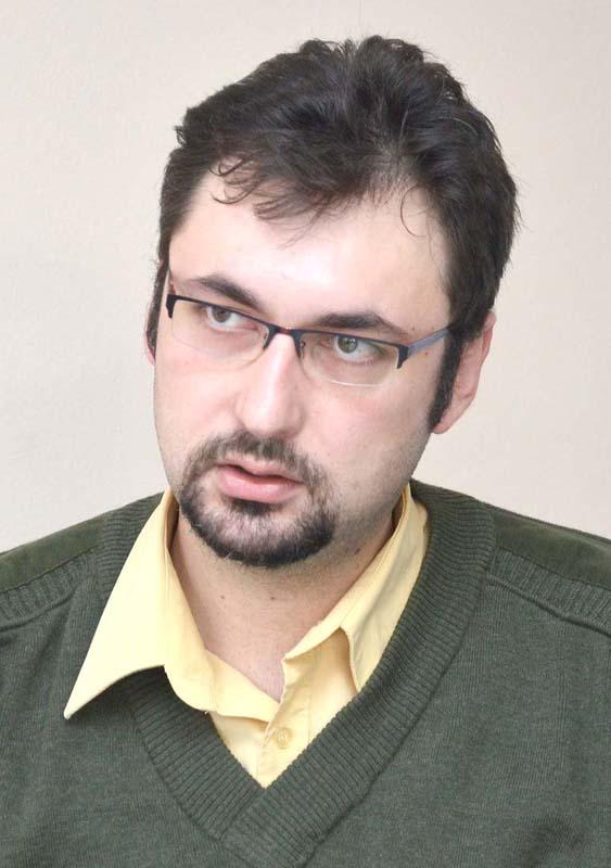 Adrian Simon, purtător de cuvânt al Consiliului Județean Bihor