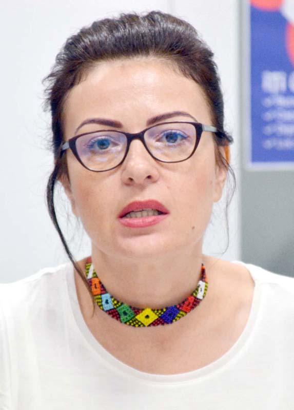 directorul ADLO, Alina Silaghi