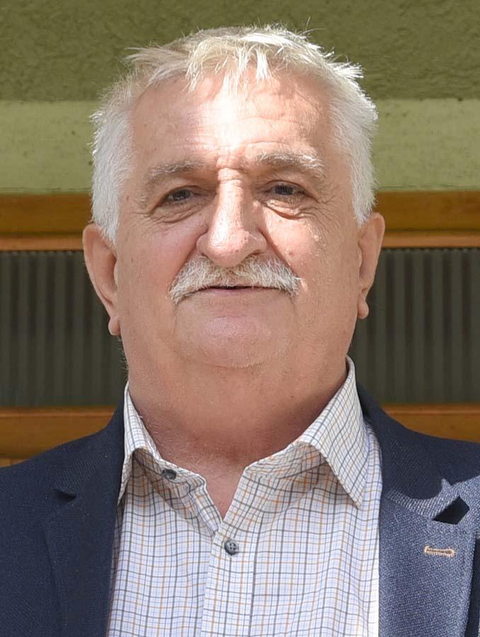 Balázsi Joszef, primarul comunei Șimian