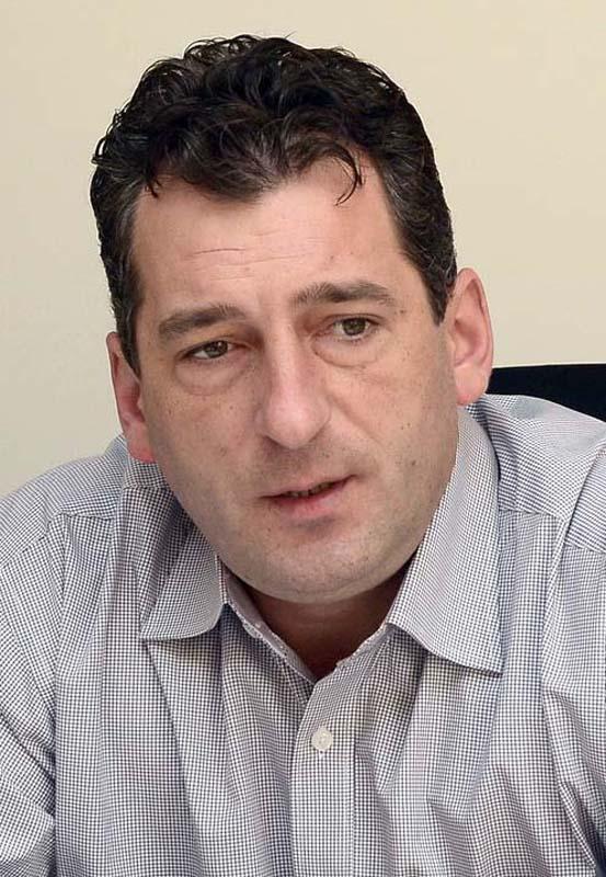 Adrian Domocoș, fostul primar al municipiului Beiuș