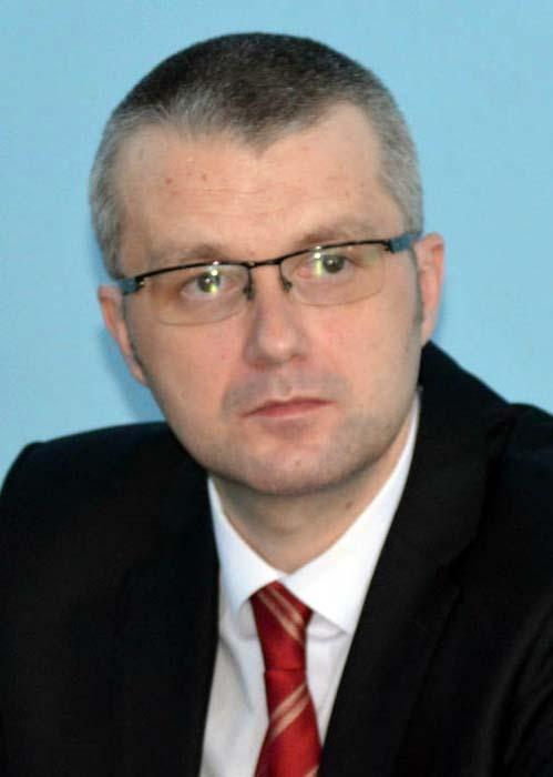 Alin Novac-Iuhas, şeful Inspectoratului Şcolar Judeţean Bihor