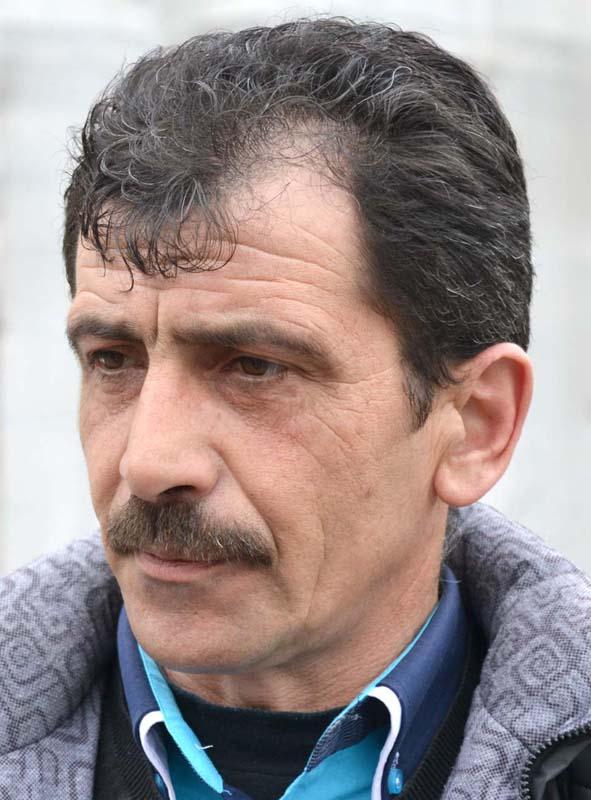 Florian Chirilă, proprietar câine Holod